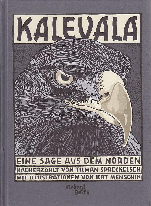Saksankielinen mukaelma Kalevalasta