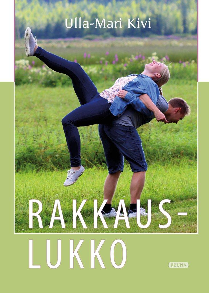Ulla-Mari Kiven teoksen Rakkauslukko kansi