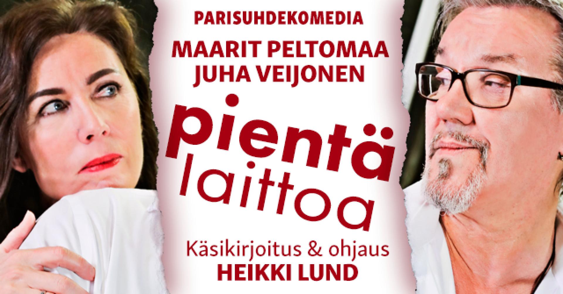 Parisuhdekomedia Pientä Laittoa.