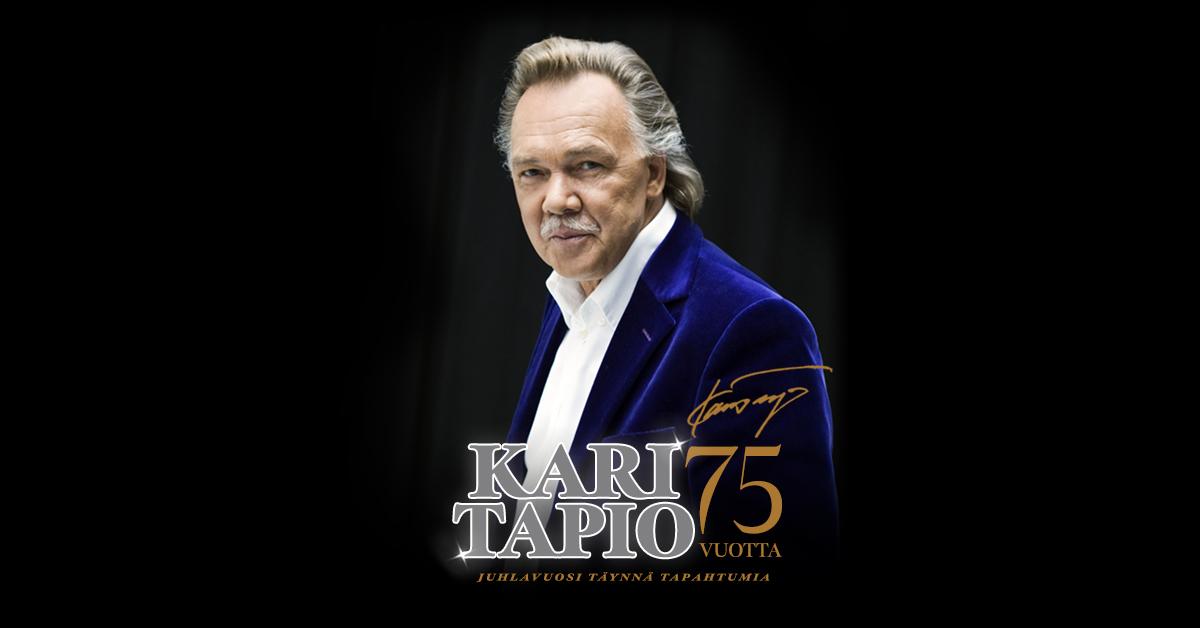 Kari Tapio 75 vuotta -juhlakonsertti