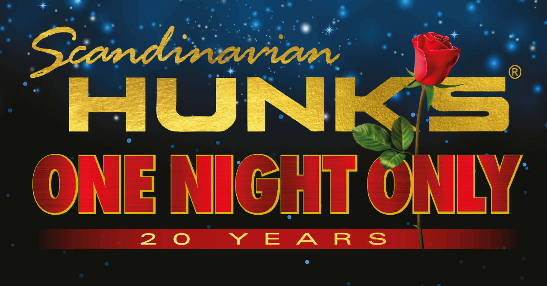 Scandinavian Hunks - One Night Only K-16