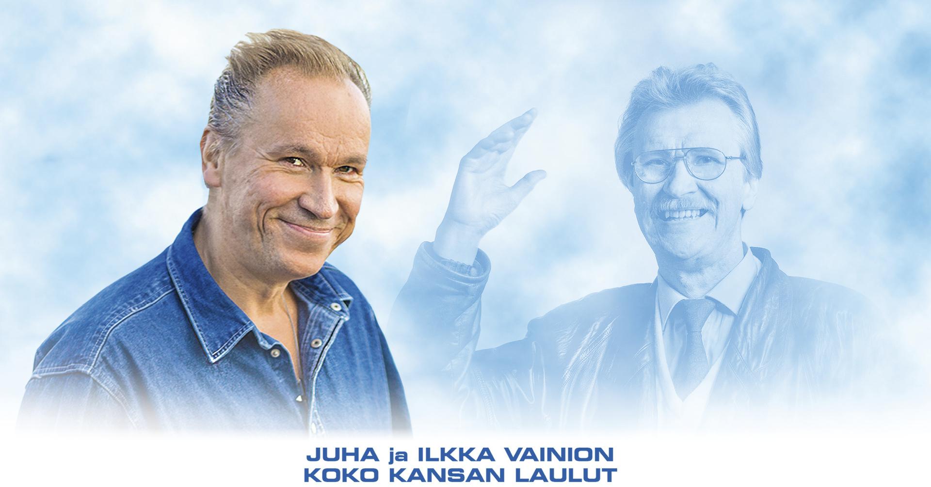 Ilkka Vainio - Koko Kansan Laulut